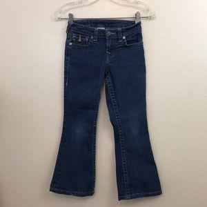 True religion girls 8 Reagan Flap Pocket jeans